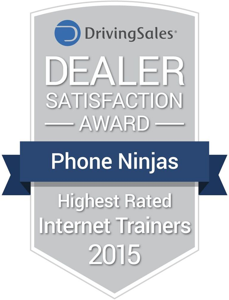 Phone Ninjas Wins Driving Sales Satisfaction Award
