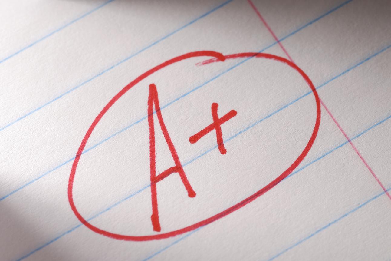 But I Got A Perfect Score!