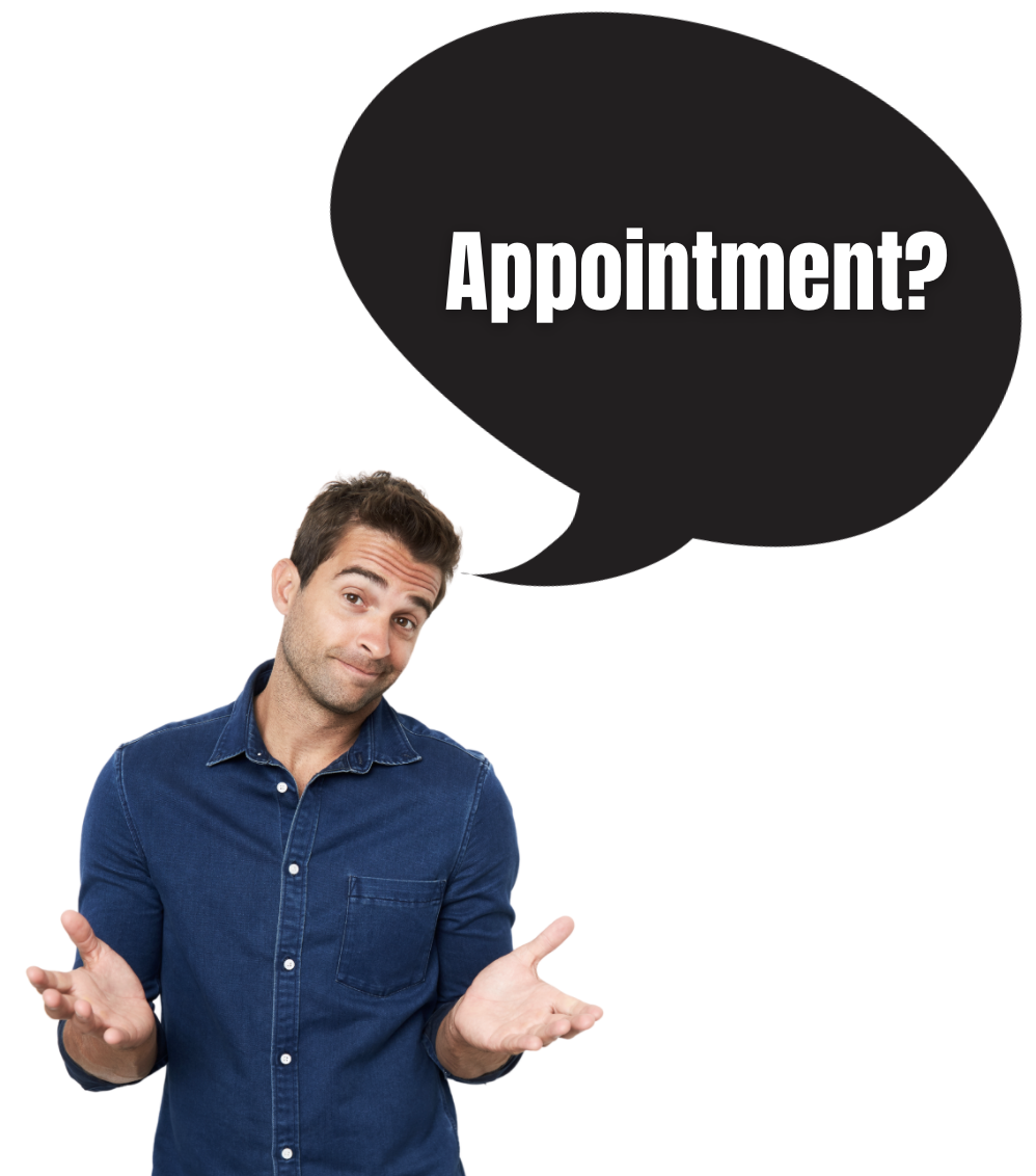 A Lot-Up is Still an Appointment